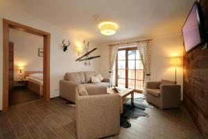 Appartementhaus Kristall at SchattbergXpress, Apartmanok  Saalbach Hinterglemm - big - 26