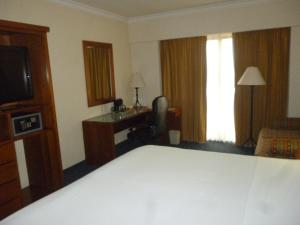 Junior Suite with King Size bed- Smoking
