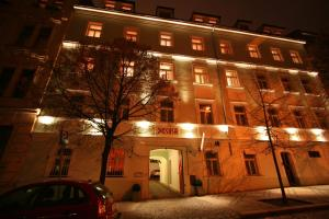 Apart Hotel Susa: hotels Prague - Pensionhotel - Hotels