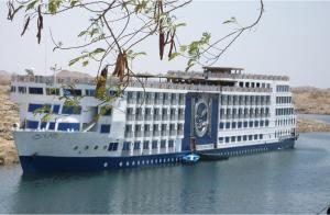 Sunrise Grand Select Ms African Dreams Aswan 04 & 07 Nights Each Monday