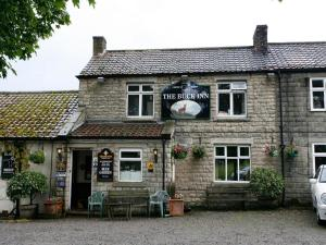 The Buck Inn in Bedale, North Yorkshire, England