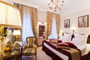 Hotel Golden Triangle Boutique Hotel, San Pietroburgo