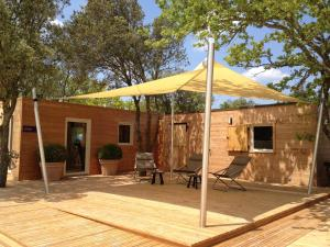 Lodges en Provence Richerenches