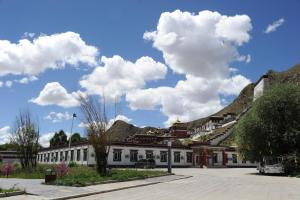 Wanrun International Resort Hotel In Tibet