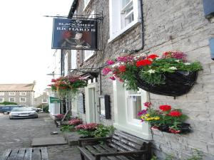 Richard III Hotel in Middleham, North Yorkshire, England