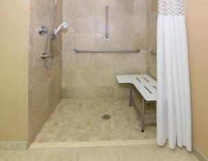 Queen Room - Disability Access Roll in Shower/Non-Smoking