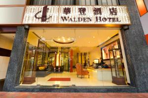 Walden Hotel, Hotel  Hong Kong - big - 17