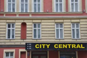 City Central De Luxe, Hotels  Prag - big - 21