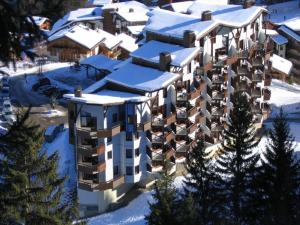 Appartement la Saboia - Apartment - La Tania - Exterior - Winter