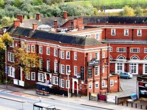 Station Hotel in Dudley, West Midlands, England