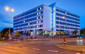 Acom Nurnberg Hotel Nuremberg Germany The Photo Picture Quality Can Be Variable