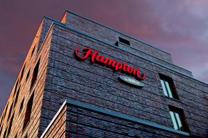 Hampton by Hilton berlín City West