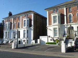 Maison Dieu Guest House in Dover, Kent, England
