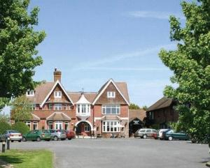 Hickstead Hotel in Bolney, West Sussex, England