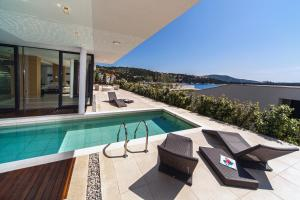 Golden Rays Villas, Ville  Primošten - big - 27
