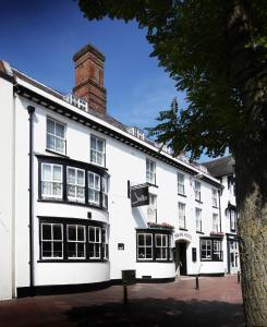 The Swan Hotel in Stafford, Staffordshire, England