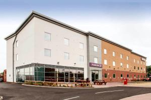 Premier Inn Dudley Town Centre in Dudley, West Midlands, England