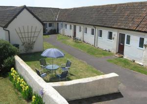 Court Farm Holiday Bungalows Ltd in Watchet, Somerset, England