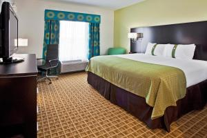 Deluxe King Room with Roll-In Shower - Disability Access