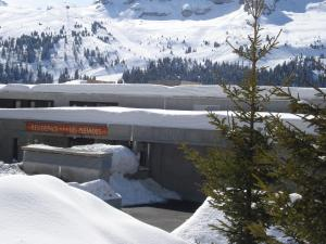 Les Pleiades Apartments - Flaine - Exterior - Winter