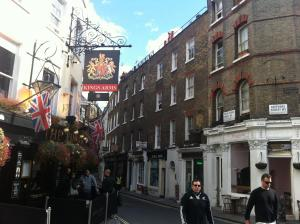 Hostel Houses Mayfair