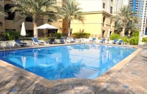 Appartamento Dubai Holiday Stay - JBR, Dubai