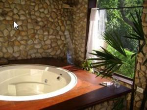 Chalet with Spa Bath (2 Adults)
