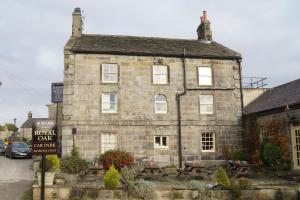 The Royal Oak Inn in Pateley Bridge, North Yorkshire, England