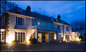 Satis House Hotel in Saxmundham, Suffolk, England