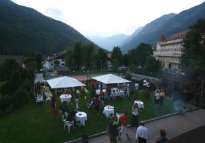 Alpin Hotel Gudrun, Hotely  Colle Isarco - big - 61