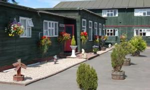 Scottish Equi B&B, Bed & Breakfast  Lanark - big - 17