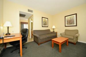 King Suite - Non-smoking/Disability Access