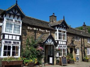 The Old Nag's Head in Edale, Derbyshire, England