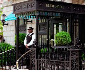 The Eliot Suite Hotel