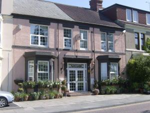 Park Lodge Hotel in Whitley Bay, Tyne & Wear, England