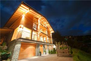 Bed & Breakfast Chalet Grand Loup