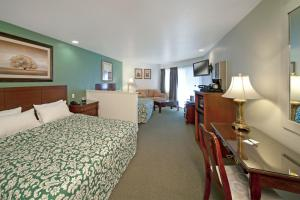 Deluxe Family Room with Partial View - Disability Access