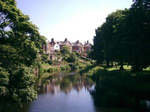 Riverside Guest House in Morpeth, Northumberland, England