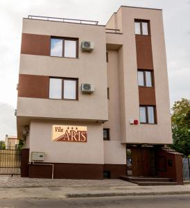 Vila Aris, Bed and breakfasts  Iaşi - big - 27