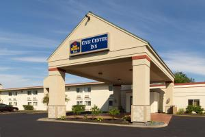 Best Western Plus Civic Center Inn