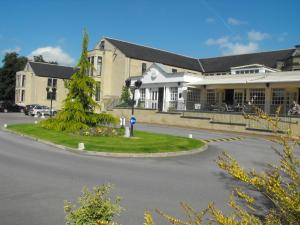 Gomersal Park Hotel in Cleckheaton, West Yorkshire, England