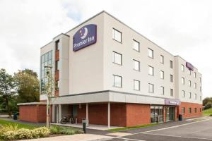 Premier Inn Gosport in Gosport, Hampshire, England