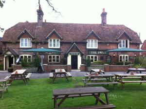 The Swan by Marston's Inns in Thatcham, Berkshire, England