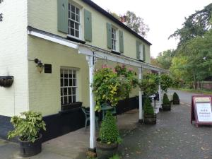 The Sun Inn in Englefield Green, Surrey, England