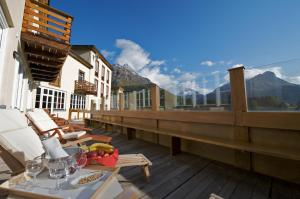 Maloja Club House - Hotel - Maloja - Exterior - Winter