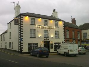 The Wheatsheaf Hotel in Swineshead, Lincolnshire, England
