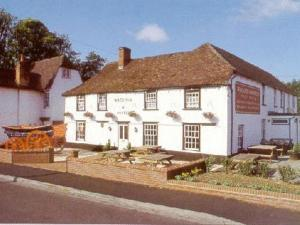 The Waggon And Horses in Great Yeldham, Essex, England