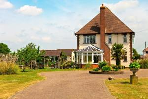 Elmcroft Guest House in Epping, Essex, England