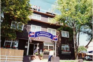 Hotel and Restaurant Gartenstadt - Pensionhotel - Hotels