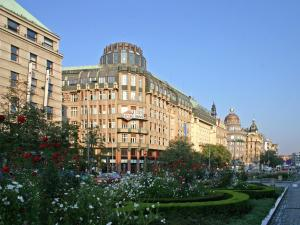 Hotel Rokoko: hotels Prague - Pensionhotel - Hotels
